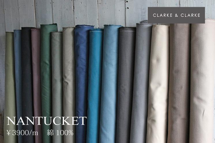 CLARKE & CLARKE NUNTUCKET