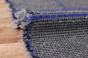 1.ブルー×グレー